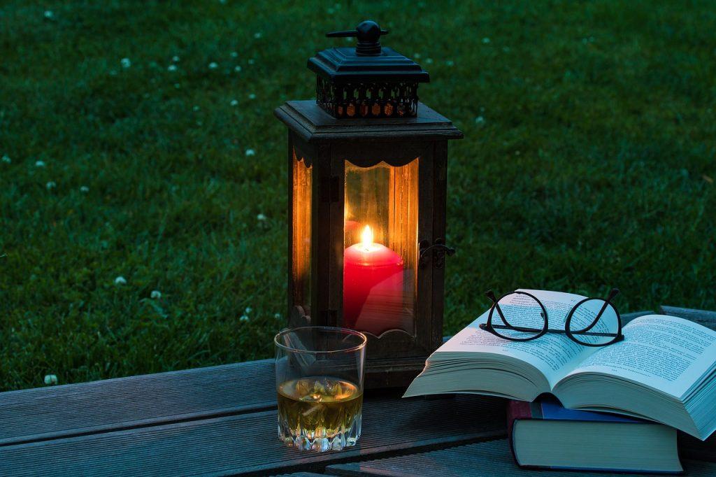 キャンプは夜の楽しみで決まる